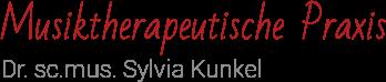 Musiktherapeutin Dr. Sylvia Kunkel