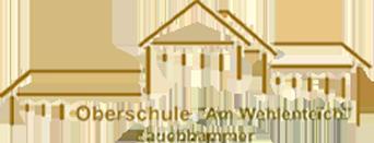 """Oberschule """"Am Wehlenteich"""" Lauchhammer"""