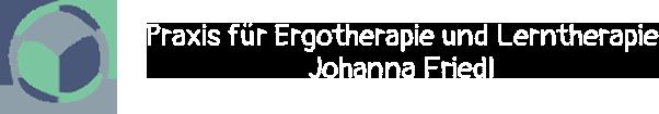 Praxis für Ergotherapie und Lerntherapie Johanna Friedl