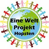Logo Eine Welt Projekt Hopsten