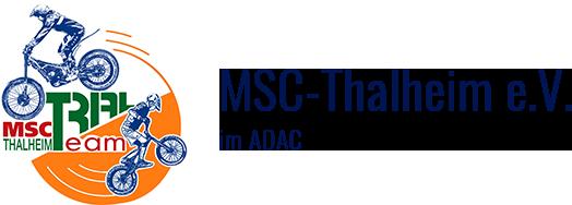 MSC-Thalheim e.V. im ADAC