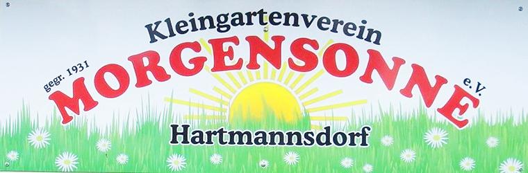 KGV Morgensonne e.V. Hartmannsdorf