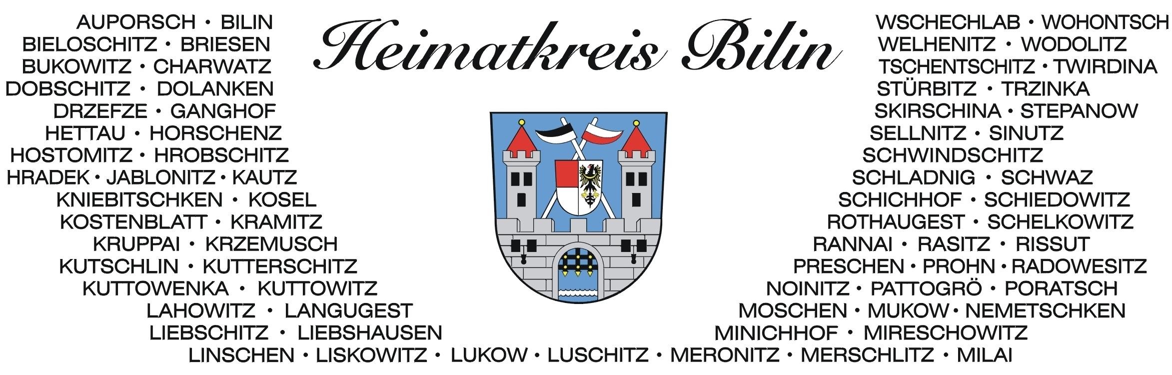 Heimatkreisverein Bilin e.V.