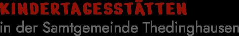 Kindertagesstätten in Thedinghausen