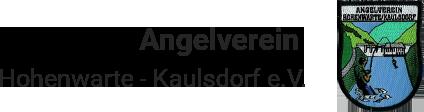 Angelverein Hohenwarte-Kaulsdorf e.V