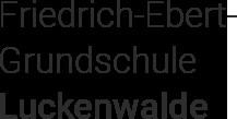 Friedrich-Ebert-Grundschule Luckenwalde