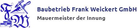 Baubetrieb Frank Weickert GmbH