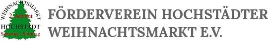 Förderverein Hochstädter Weihnachtsmarkt e.V.