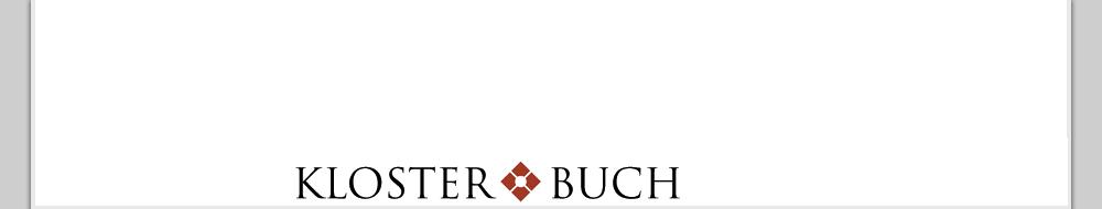Förderverein Kloster Buch e.V.