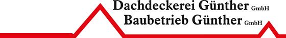 Dachdeckerei und Baubetrieb Günther