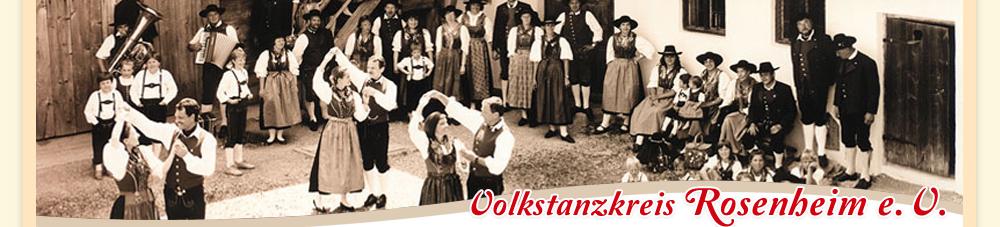 Volkstanzkreis Rosenheim e.V.