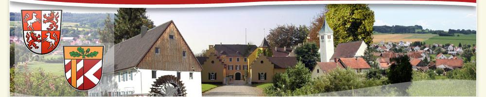 Verwaltungsgemeinde Ziemetshausen