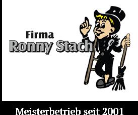 Schornsteinfegermeister Ronny Stach