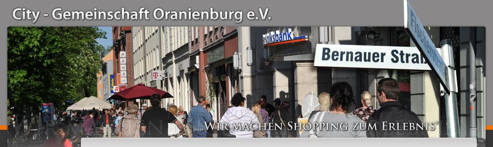 City-Gemeinschaft Oranienburg e.V.