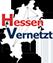 Externer Link zum Projekt 'Hessen vernetzt'; Bild zeigt das Logo vom Projekt 'Hessen vernetzt'