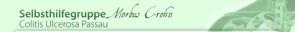 Selbsthilfegruppe (SHG) Morbus Crohn - Colitis Ulcerosa