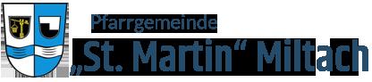 Pfarrgemeinde St. Martin Miltach