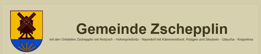 Gemeinde Zschepplin