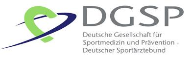 DGSP • Deutsche Gesellschaft für Sportmedizin und Prävention e.V.