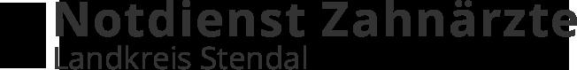 Notdienst Zahnärzte LK Stendal
