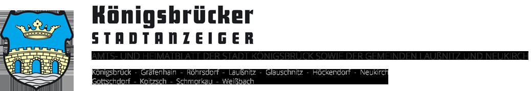 Königsbrücker Stadtanzeiger