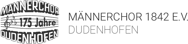 Männerchor Dudenhofen