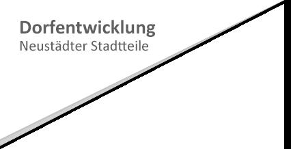 Stadtentwicklung Neustadt (Hessen)