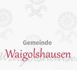 Gemeinde Waigolshausen